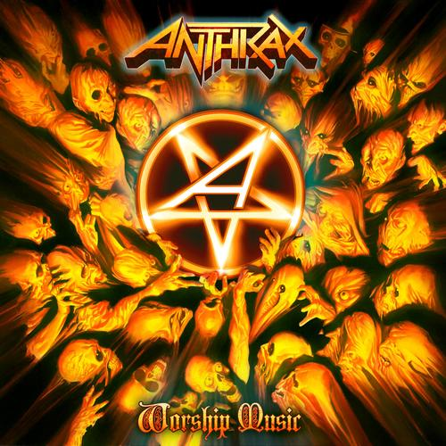 Anthrax, Worship Music, Cover