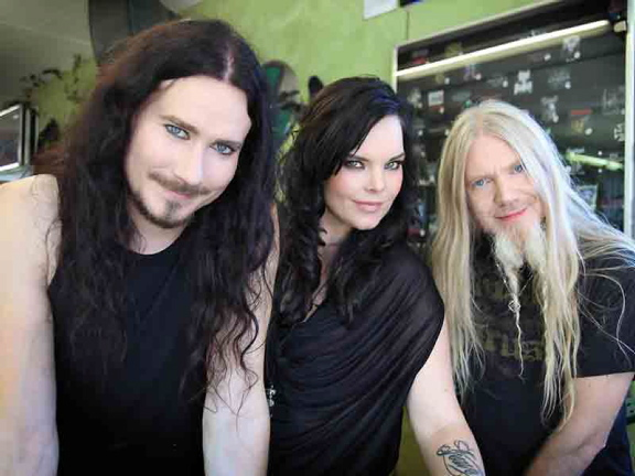Nightwish im Studio, 2011