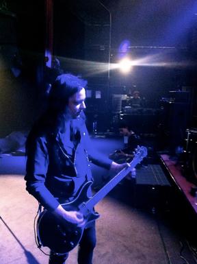 Deathstars auf Tour, 2012