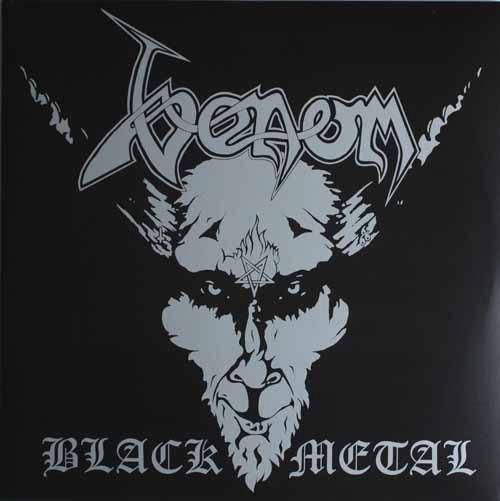 Venom, durch ihre Historie der Cover-Artworks
