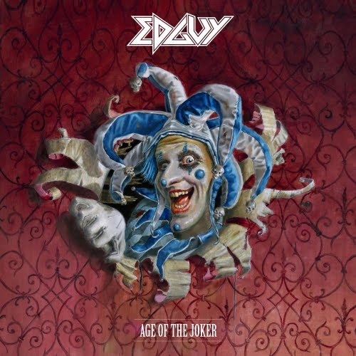 Edguy, Age Of The Joker, Cover