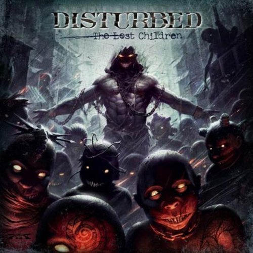 Disturbed-CD-Cover The Lost Children
