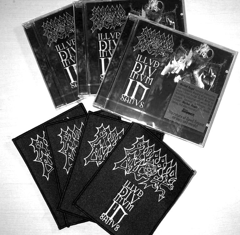 Morbid Angel Verlosung, Album und Patch