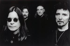 "Black Sabbath Promo Bild zu ""The Last Supper"""