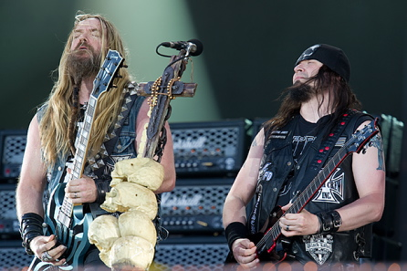 Black Label Society, live 2011, Sweden Rock Festival