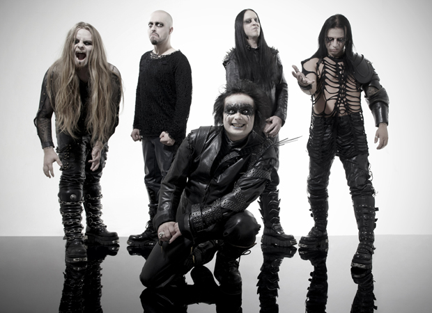 Cradle Of Filth, Promo Bild, 2011
