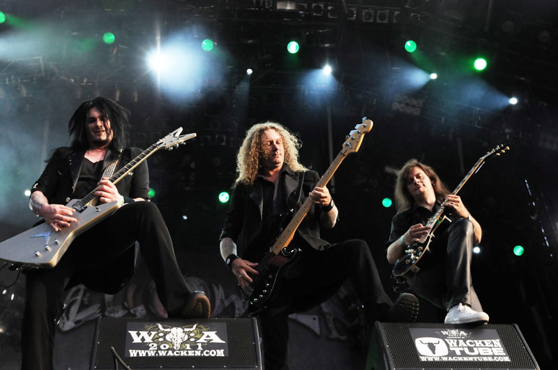 Helloween, live, Wacken 2011
