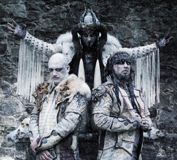 Dimmu Borgir, Promo Bild 2010