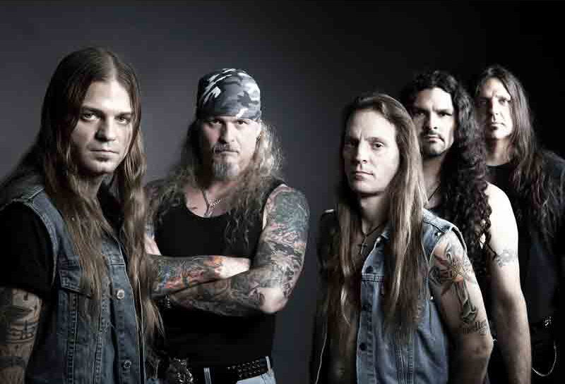 Iced Earth, Promo Bild, 2011