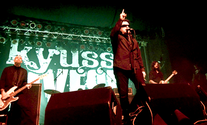 Kyuss Lives! 15.03.2011 Hamburg, Docks