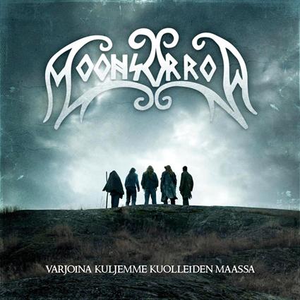 Varjoina Kuljemme Kuolleiden Maassa  CD-Cover
