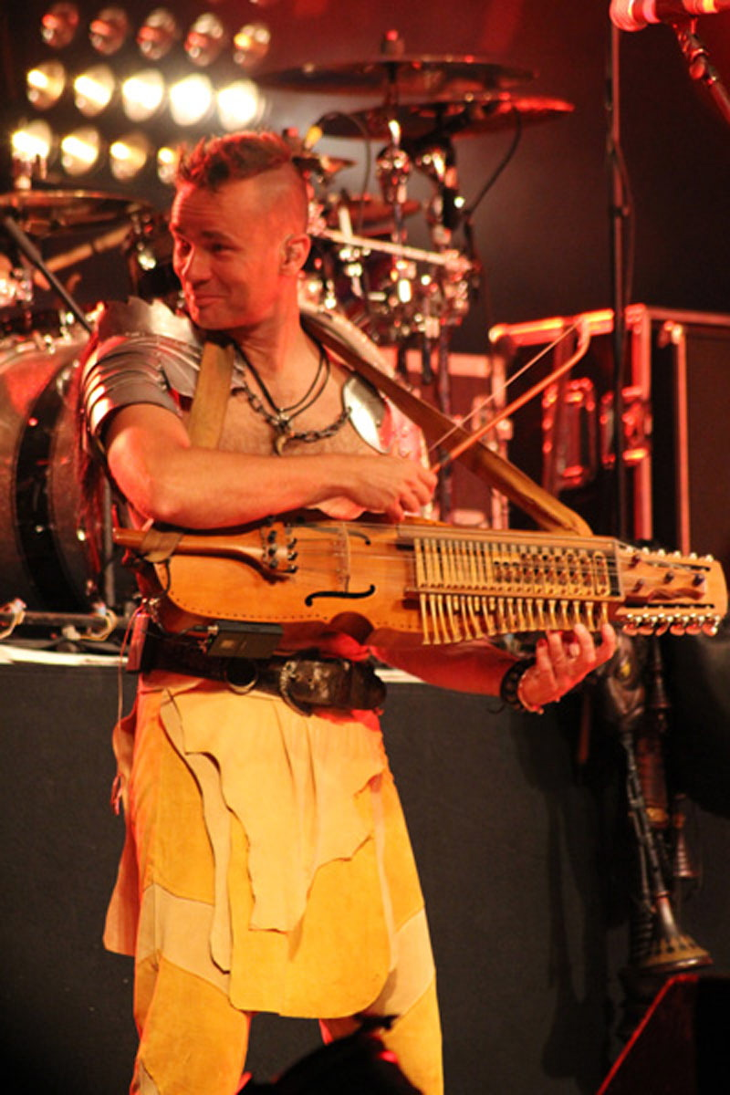 In Extremo, live, 03.09.2011 Netschkau