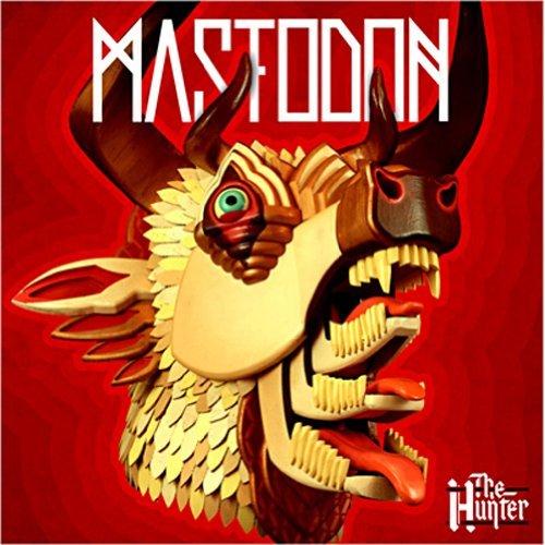 Mastodon, The Hunter, Cover
