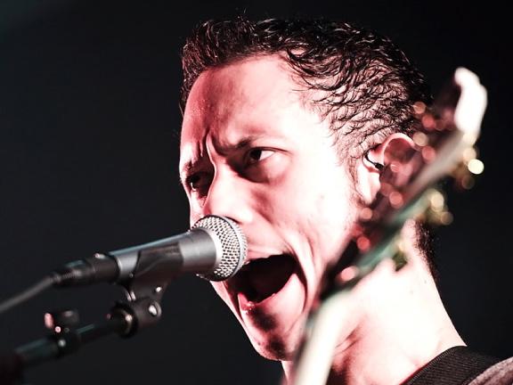 Trivium, live, 26.11.2011 Hamburg, Sporthalle