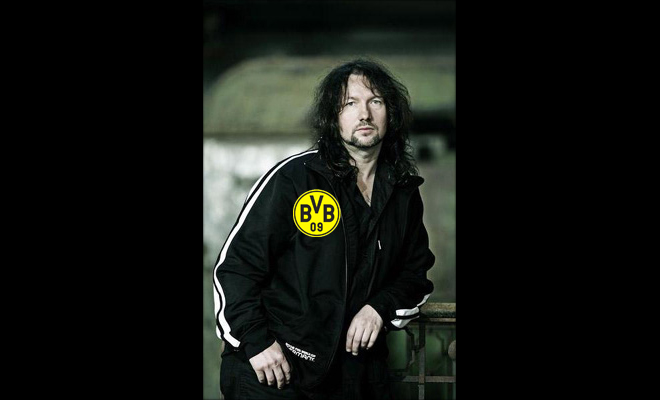Waldemar Sorychta, Enemy Of The Sun, BVB-Fan