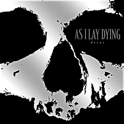CD-Cover von As I Lay Dyings Decas