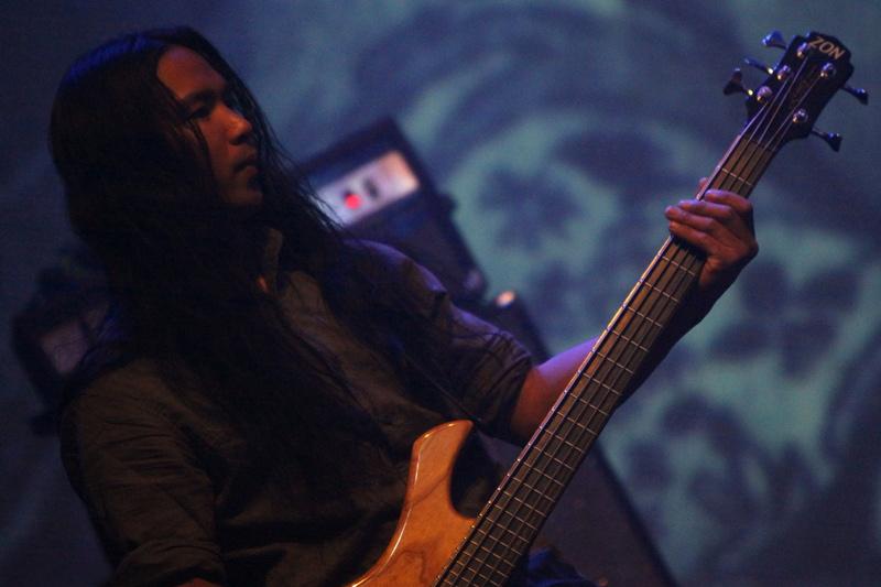 Alcest live, Roadburn 2011
