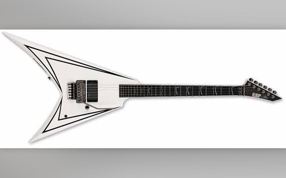 Signature Gitarre von Alexi Laiho