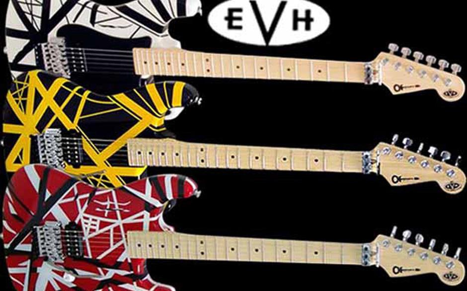 Signature Gitarre von Eddie Van Halen