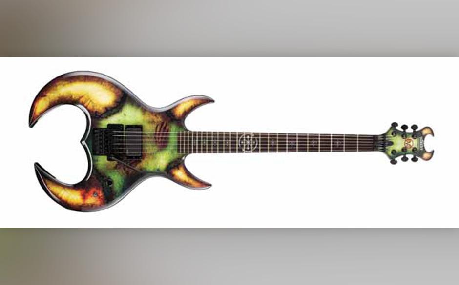 Signature Gitarre von Flattus Maximus