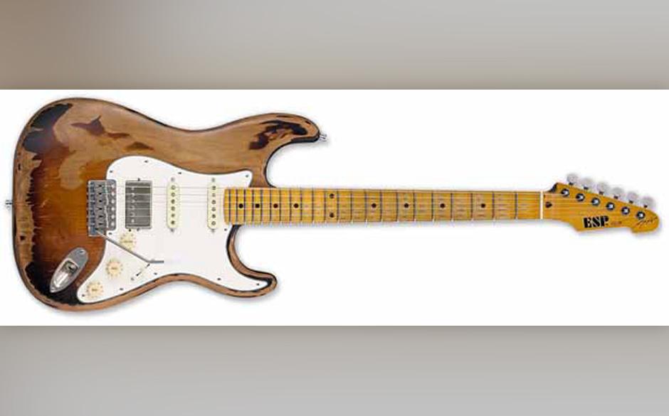 Signature Gitarre von Gus G.