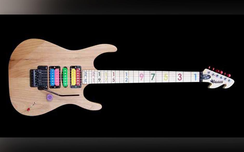 Signature Gitarre von Jason Becker