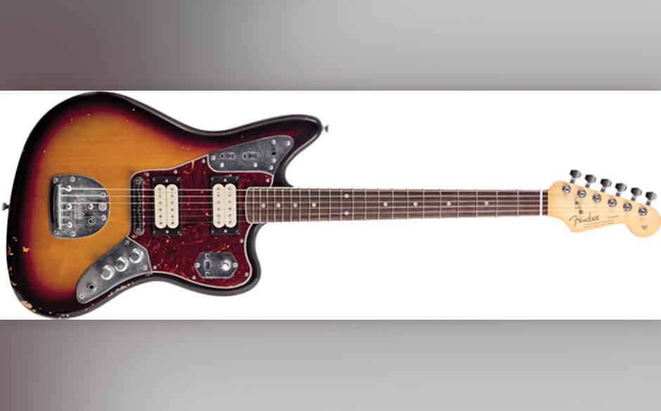 Signature Gitarre von Kurt Cobain