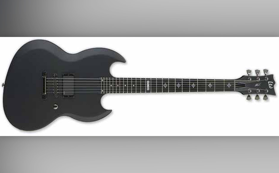 Signature Gitarre von Matt DeVries
