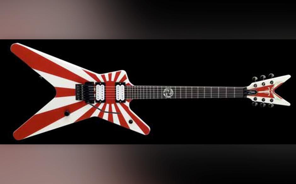 Signature Gitarre von Matt Heafy