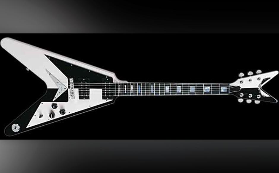 Signature Gitarre, Michael Schenker