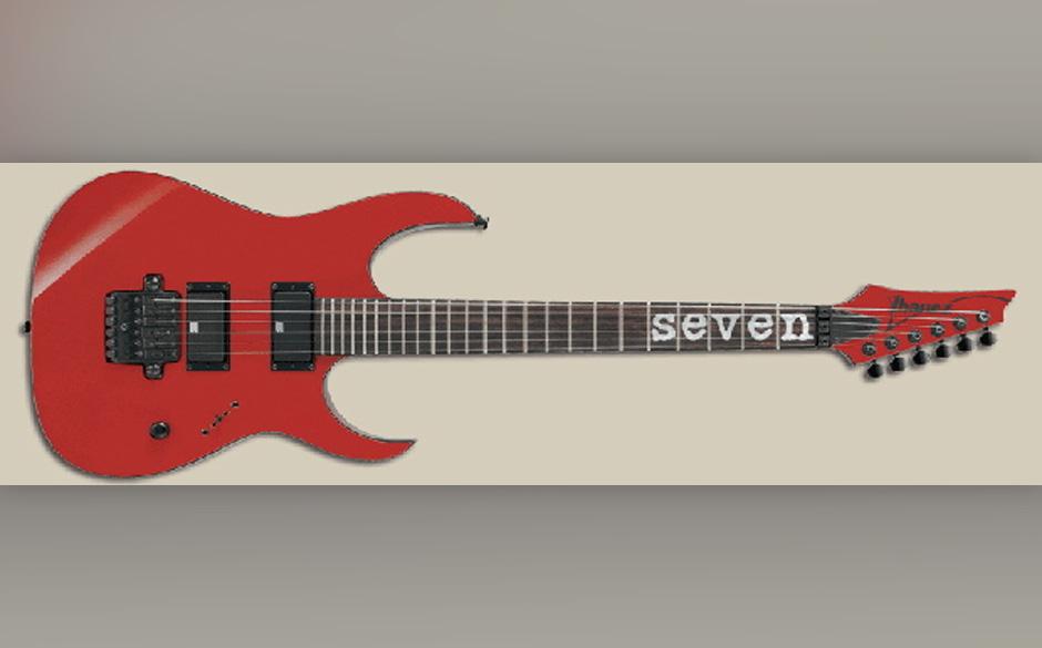 Signature Gitarre von Mick Thomson