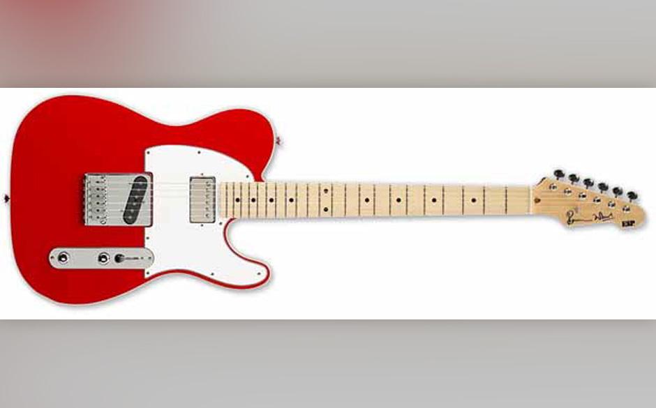 Signature Gitarre von Ron Wood