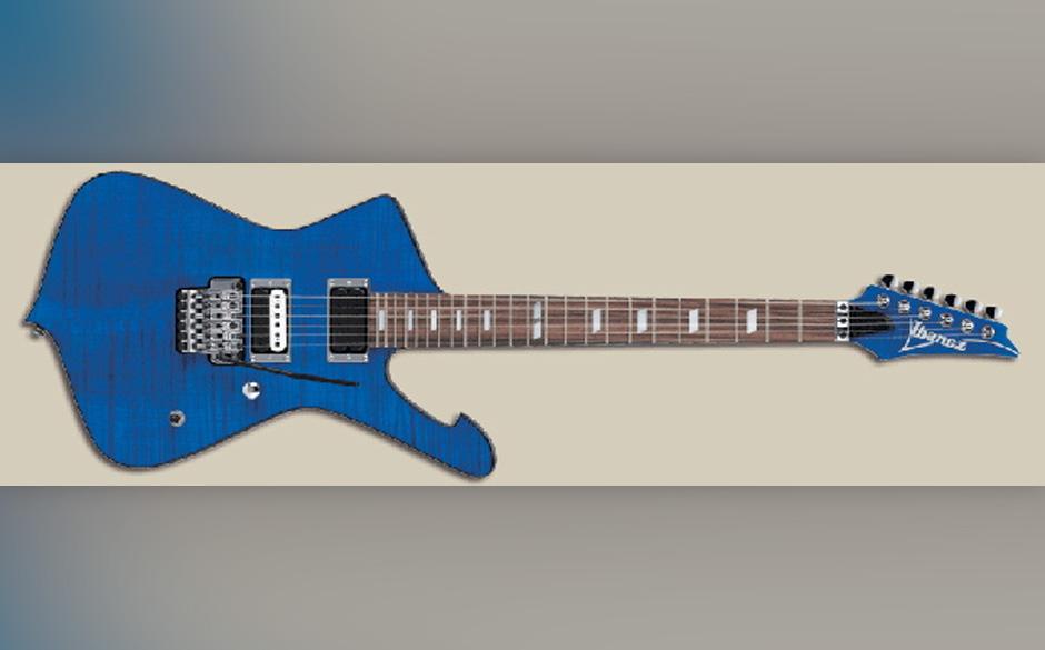 Signature Gitarre von Sam Totman