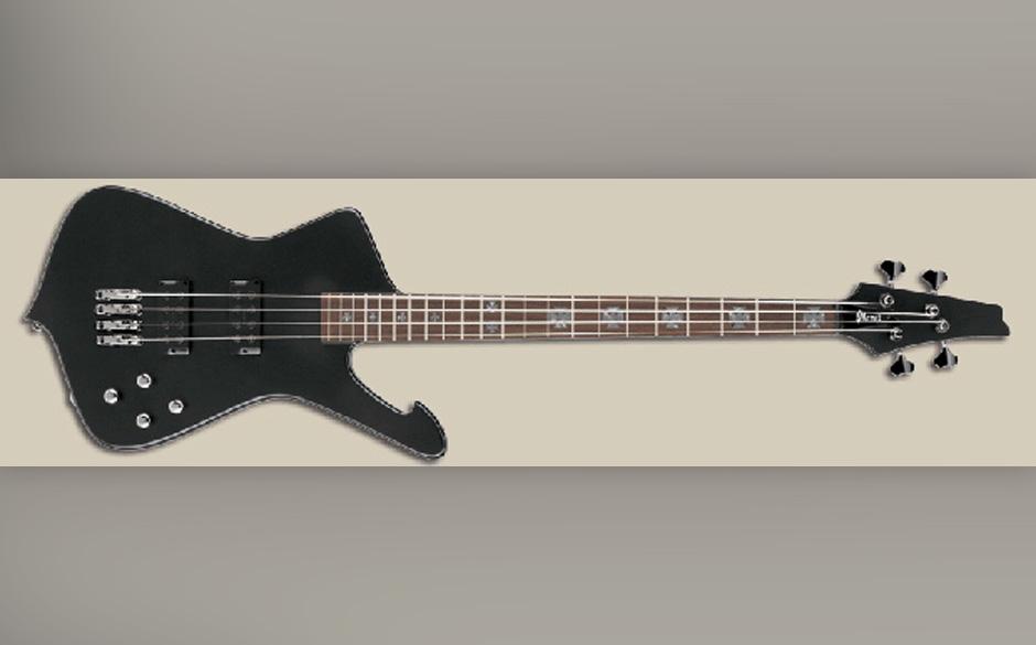 Signature Gitarre von Sharlee D'Angelo