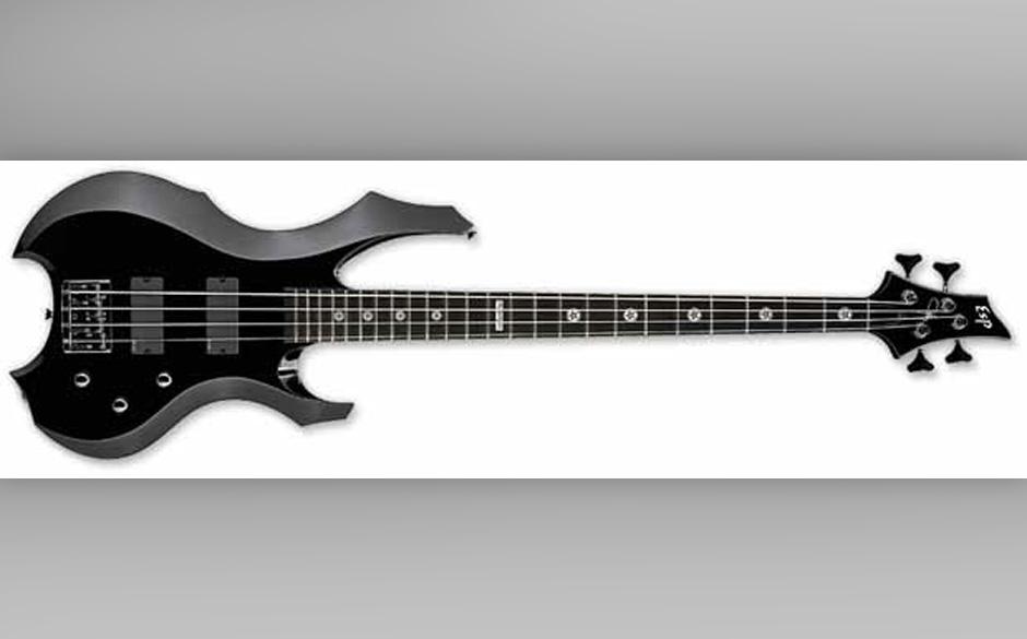 Signature Gitarre von Tom Araya