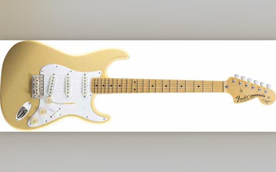 Signature Gitarre von Yngwie Malmsteen