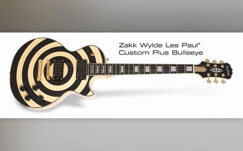 Signature Gitarre von Zakk Wylde
