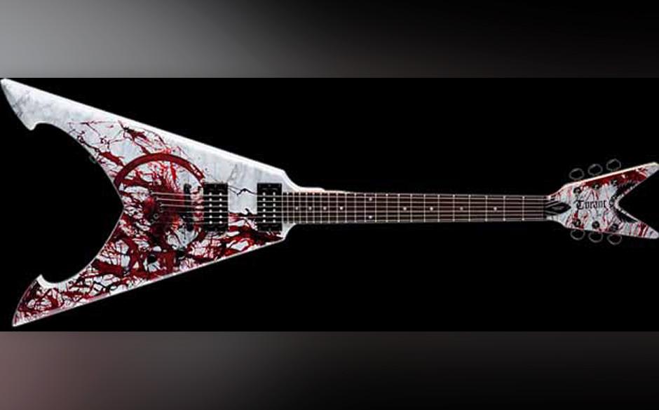 Signature Gitarre von Michael Amott