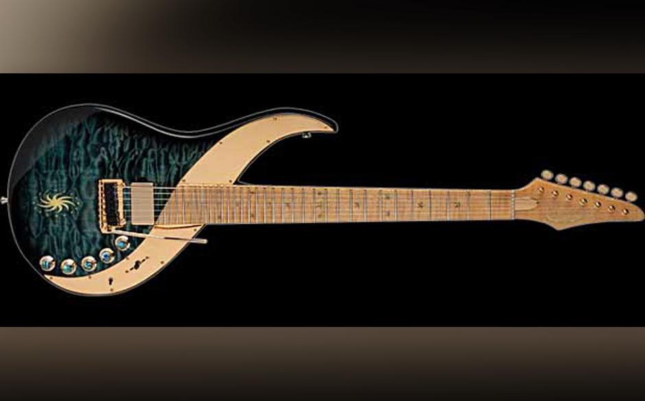 Signature Gitarre von Uli Jon Roth