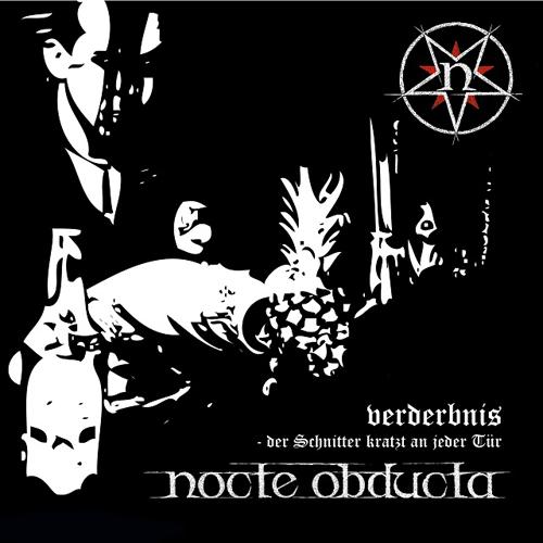 Cover zu Verderbnis von Nocte Obducta