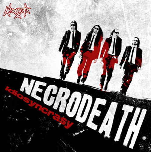 Necrodeaths Idiosyncrasy CD-Cover