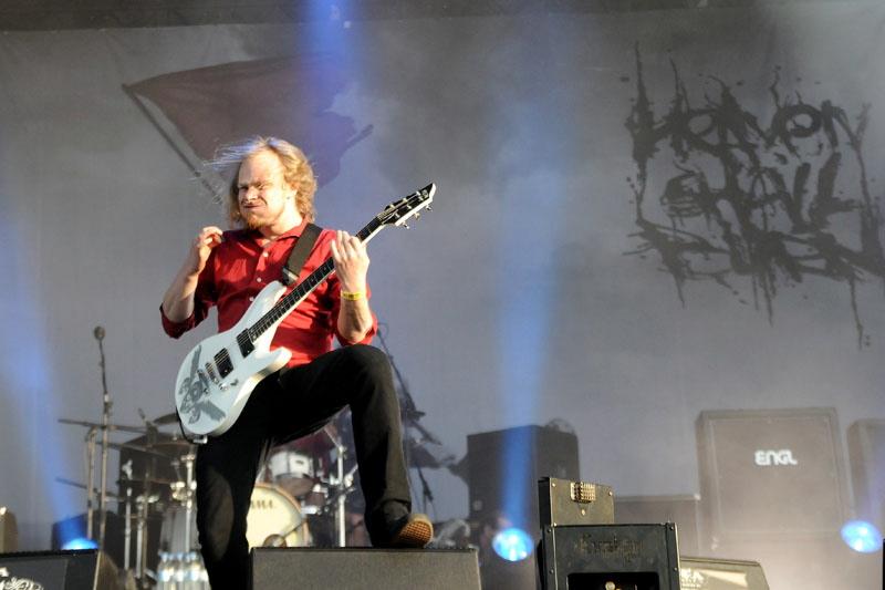Heaven Shall Burn, live, Wacken 2011