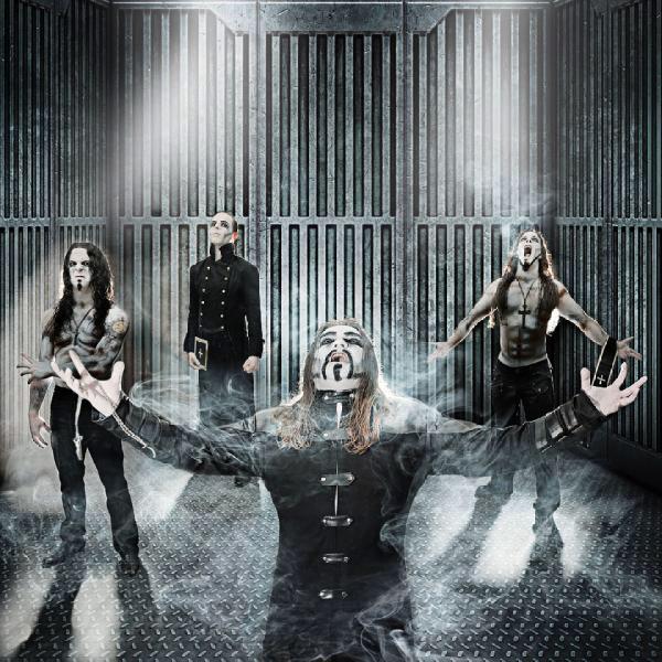 Powerwolf, Promo Pic, 2011