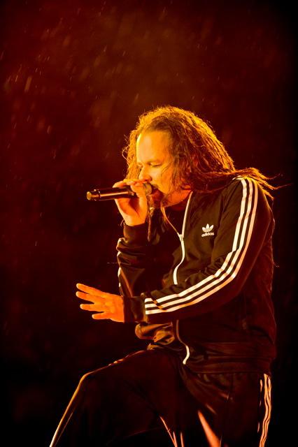 Korn live, Rock am Ring 2011