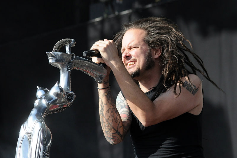 Korn, Graspop Metal Meeting 2011