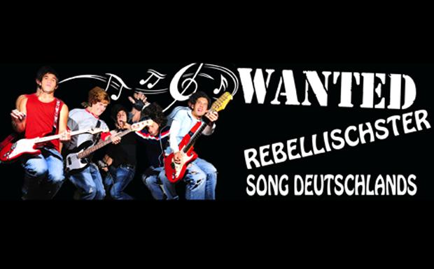 ColaRebell sucht den rebellischsten Song Deutschlands