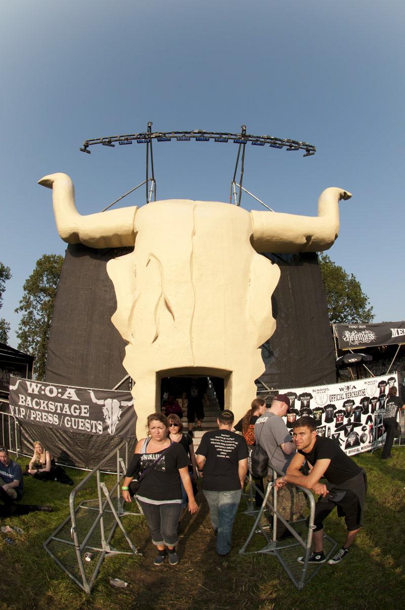 Wacken 2011, Fans, Nonsense und Spaß drumherum