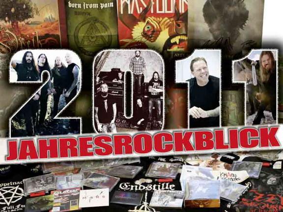 METAL HAMMER Jahresrockblick, Gewinne