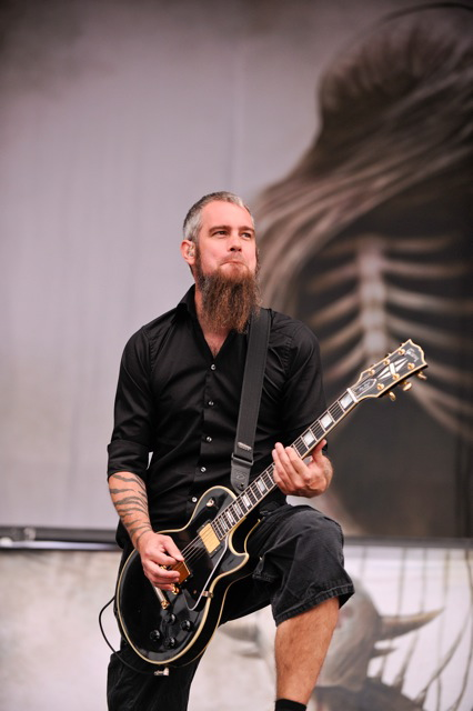 In Flames live, Rock am Ring 2011