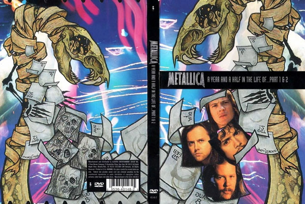 Metallica, Live-Veröffentlichung, Cover